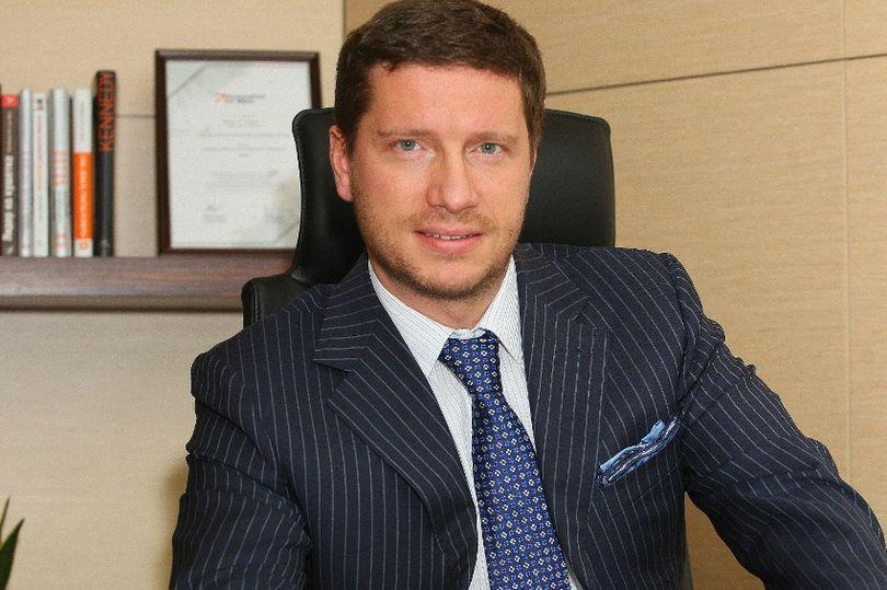 Алексей Клюев - исполнительный директор компании LEGENDA