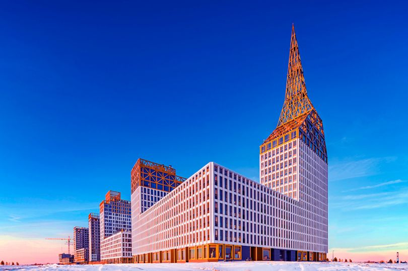 ЖК Golden City
