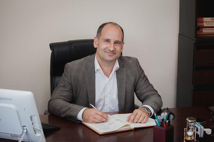 Олег Пашин - Генеральный директор ООО «ЦРП «Петербургская Недвижимость»