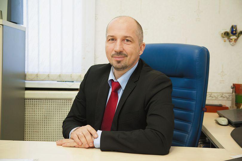 Николай Воробьев - исполнительный директор ООО «ГЕОИЗОЛ Трейд»