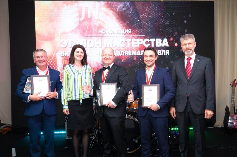 Итоги премии «Лучший кровельщик — 2020»