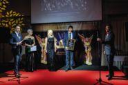 Церемония награждения победителей XXV конкурса в сфере недвижимости «КАИССА – 2019»