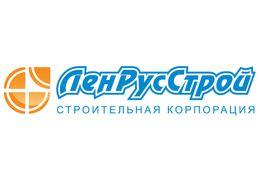 СК «ЛенРусСтрой» лого