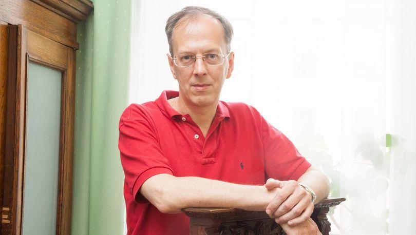 Алексей Лепорк - искусствовед, историк архитектуры, научный сотрудник Государственного Эрмитажа
