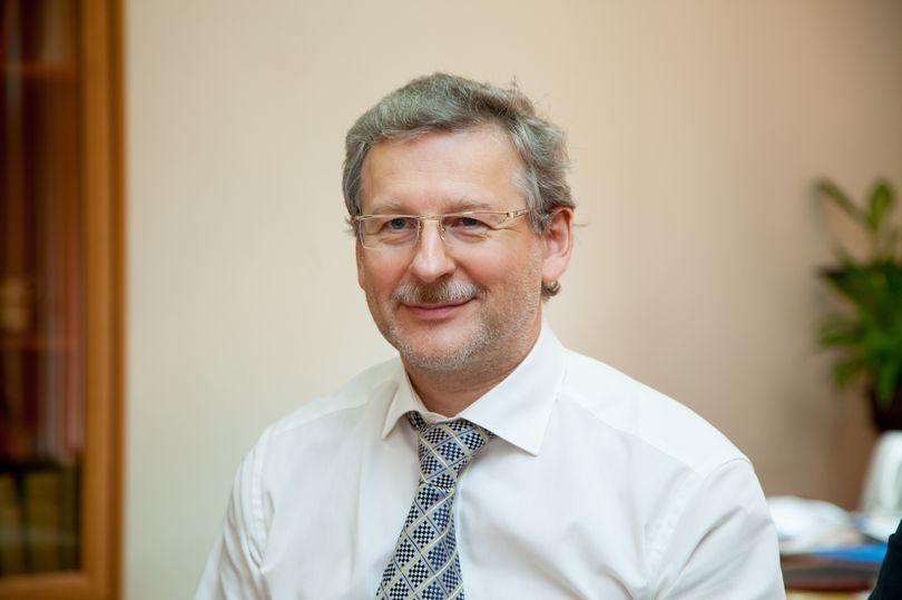Анатолий Кривоносов - директор Санкт-Петербургского Колледжа строительной индустрии и городского хозяйства