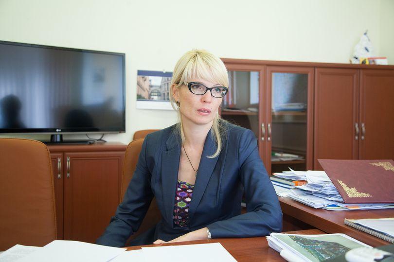 Ольга Сянова - заместитель главы администрации Фрунзенского района