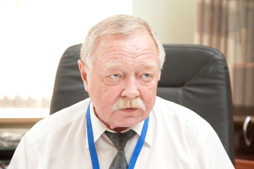 Виктор Зверев - исполняющий обязанности проректора по учебной работе СПбГАСУ