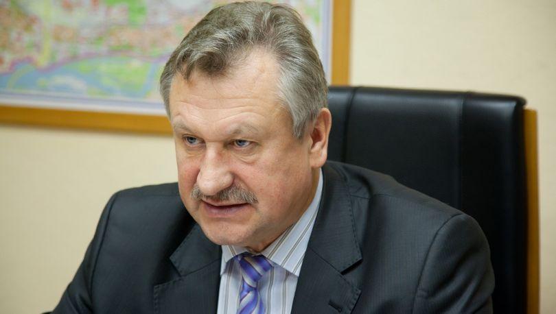 Дмитрий Соболев - замглавы администрации Приморского района