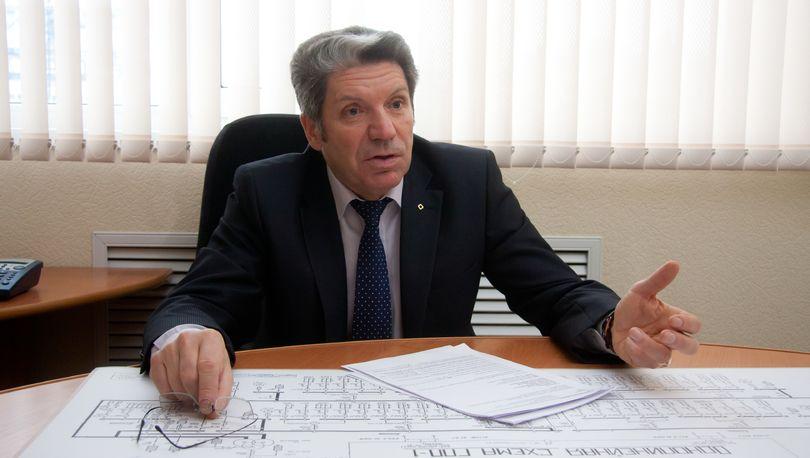Владимир Сидоров - директор ЗАО «КировТЭК»