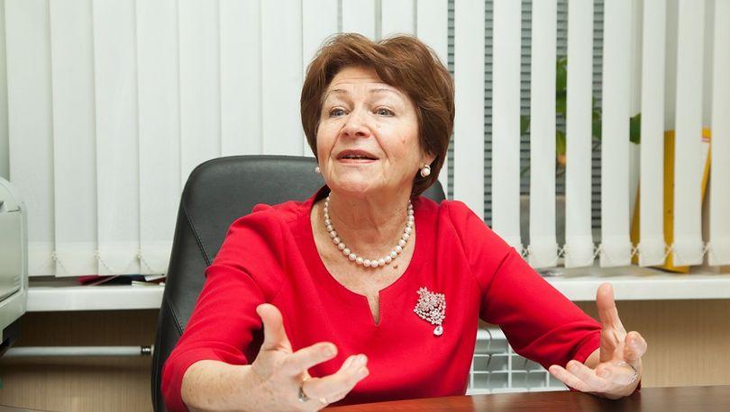 Лариса Окунь