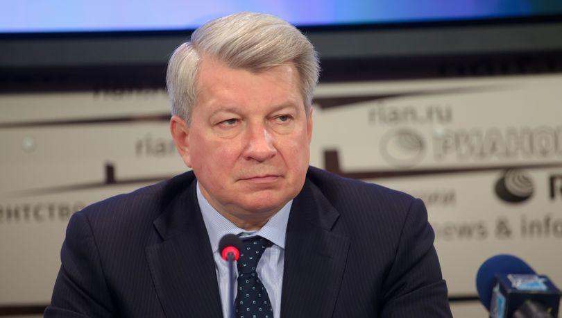 Юрий Пахомовский - вице-губернатор Ленинградской области по ЖКХ и ТЭК