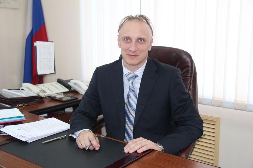 Андрей Шестаков - министр промышленности и строительства Архангельской области