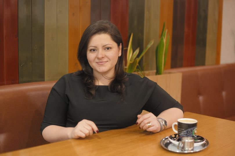 Екатерина Манжула