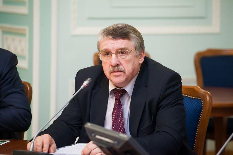 Сергей Зимин - помощник полномочного представителя Президента РФ в СЗФО