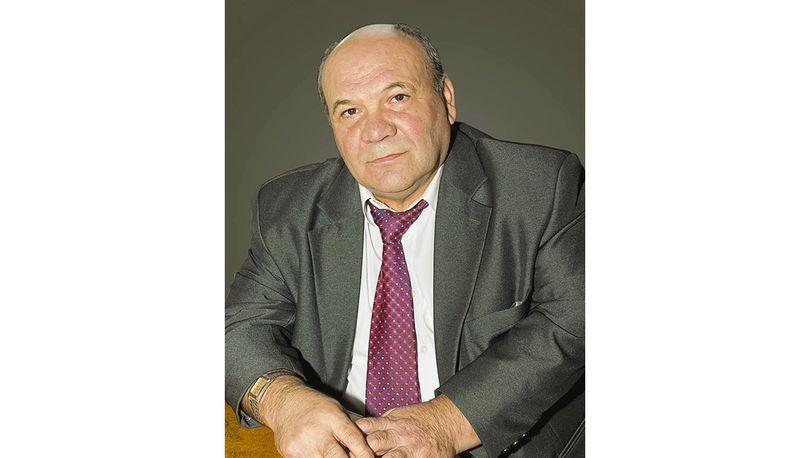 Роман Рыбаков