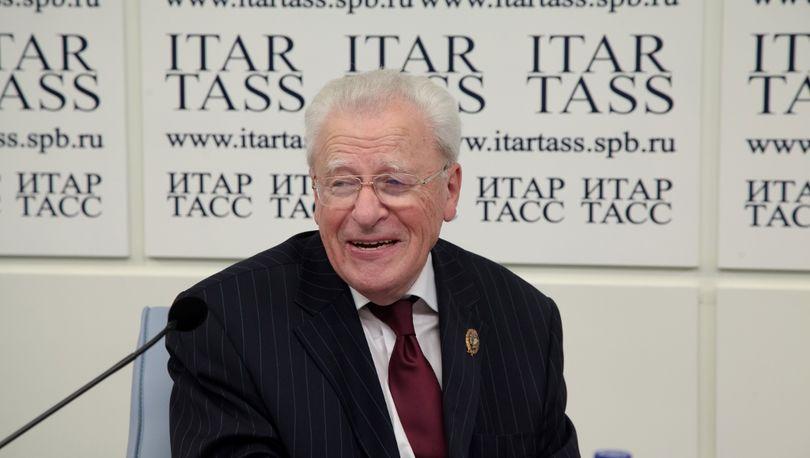Лев Каплан - вице-президент, директор «Союзпетростроя»