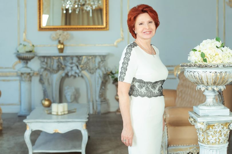 Нина Креславская