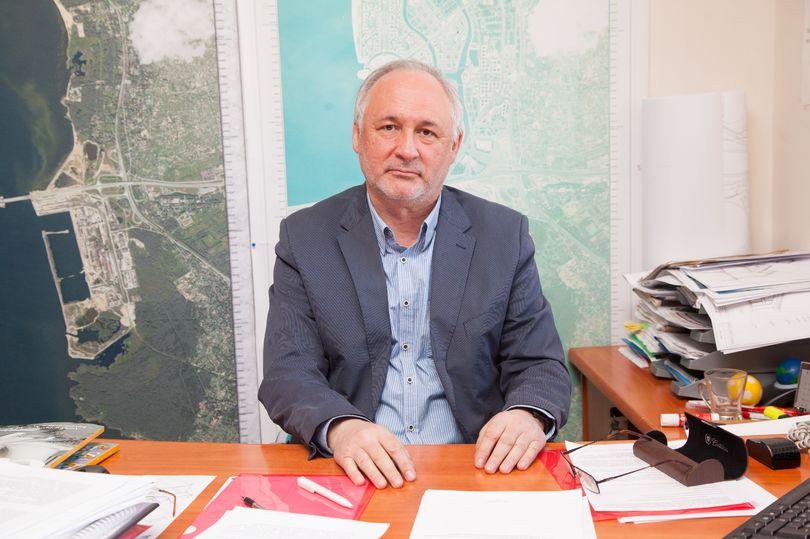 Владимир Жуйков - заместитель генерального директора «Северо-Запад Инвест»