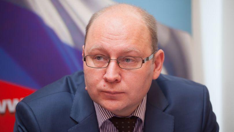 Павел Созинов - заместитель Координатора НОСТРОЙ по СЗФО