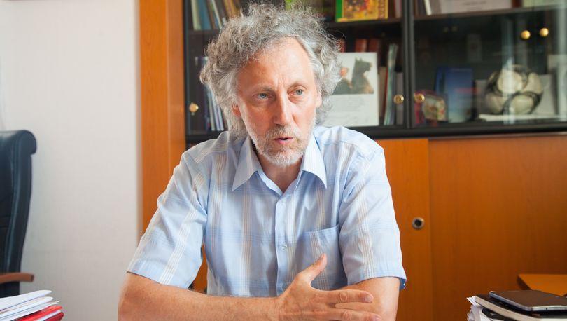 Сергей Цыцин - петербургский архитектор