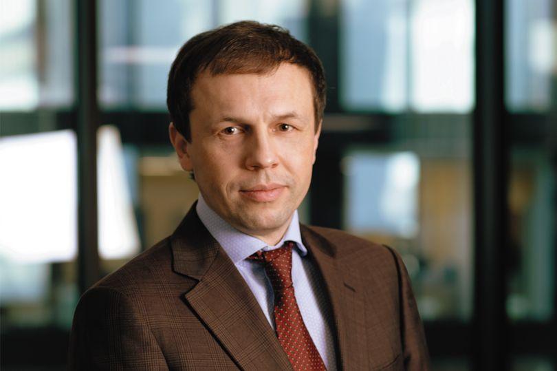 Роман Голованов