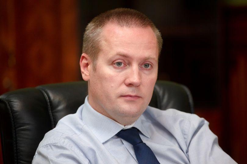 Илья Злуницын - региональный директор Северо-Западной дирекции Росбанка