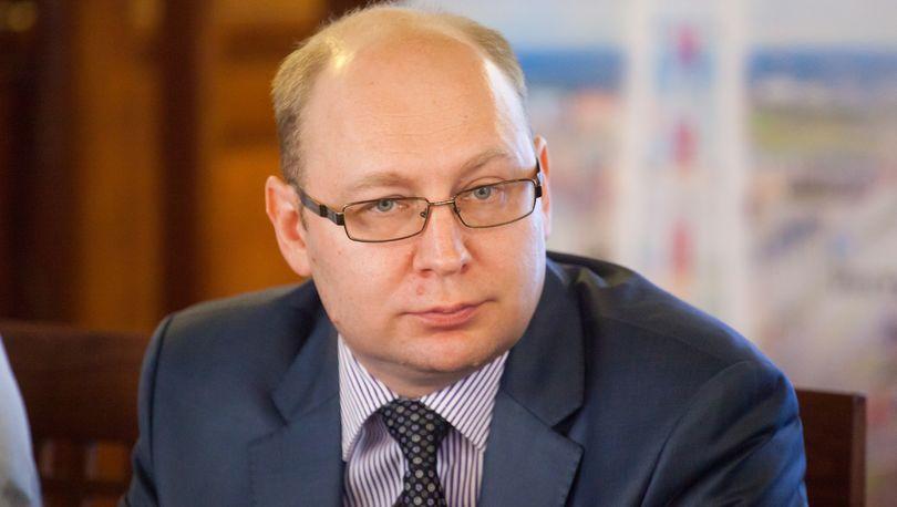 Павел Созинов - председатель Комитета по жилищной политике и строительству петербургского регионального отделения «Деловая Россия»