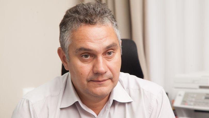 Сергей Зайцев - заместитель главы администрации Выборгского района