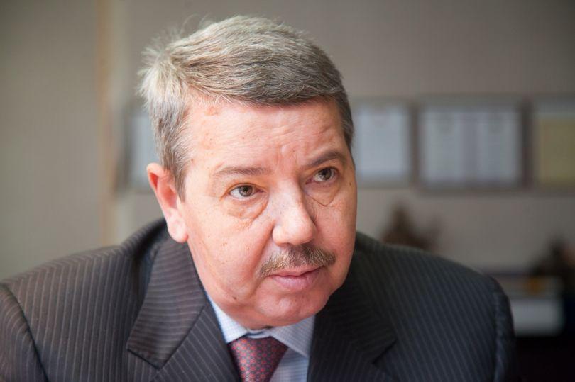 Александр Вахмистров - генеральный директор, председатель правления Группы ЛСР