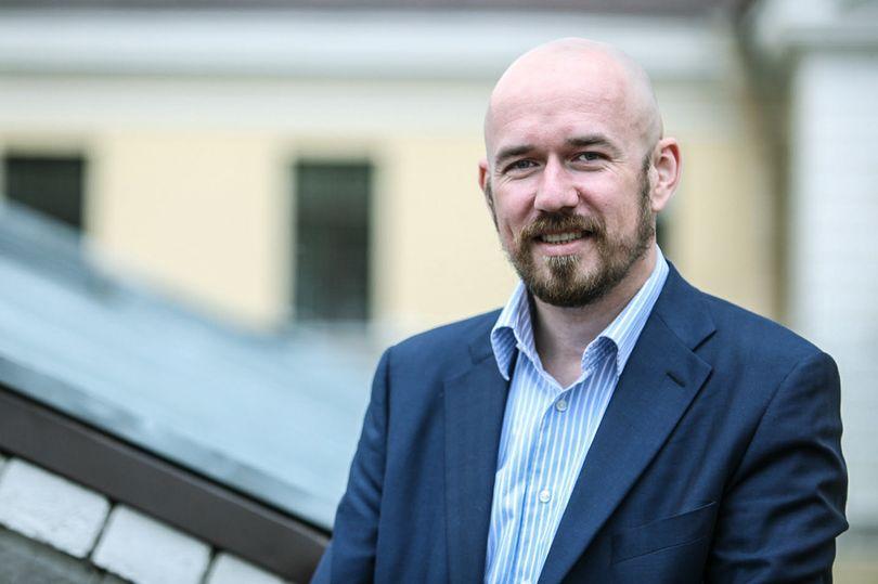 Сергей Филиппов - генеральный директор компании Vertex