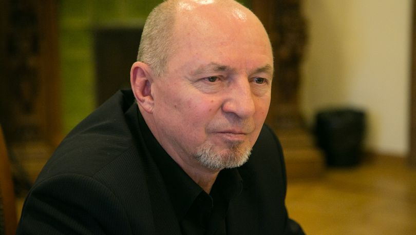 Владимир Шахов - генеральный директор Национального ситуационного центра развития саморегулирования «Специальный ресурс»