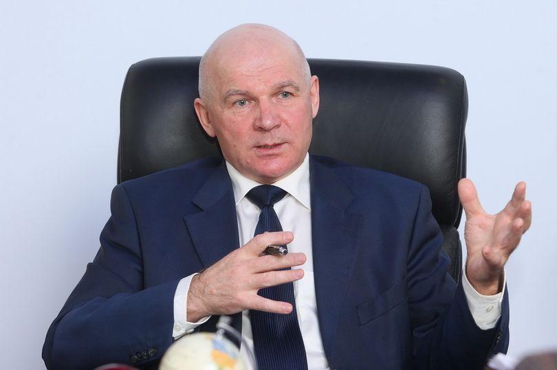Николай Хоменко - глава администрации муниципального образования