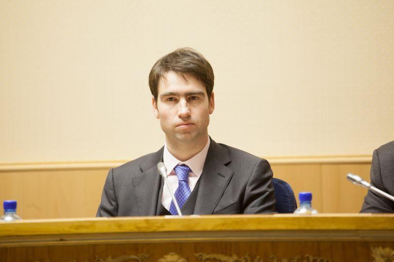 Дмитрий Ялов - профильный вице-губернатор Ленинградской области