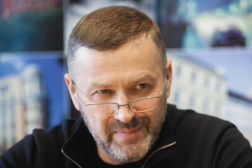 Евгений Герасимов, архитектор 0219