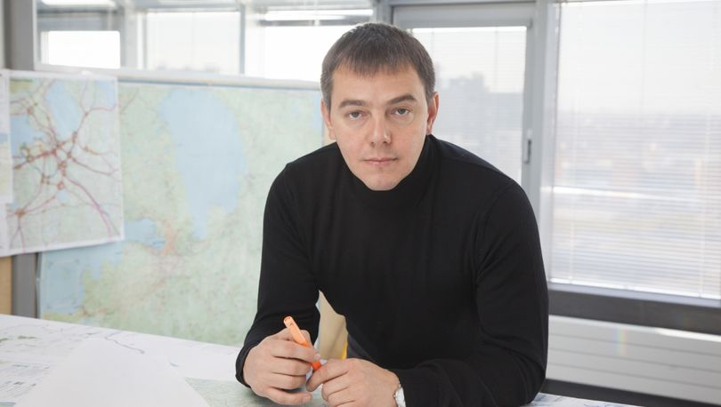 Константин Щербин - генеральный директор бюро «АрхиГрад»