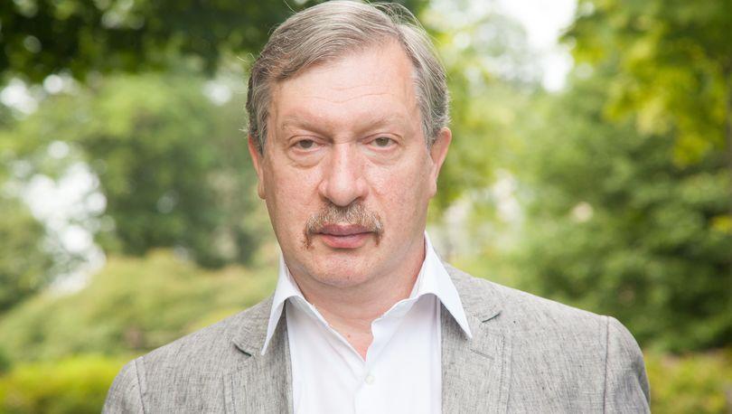 Юрий Шевчук - председатель Северо-Западной экологической организации «Зеленый Крест»