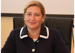 Юлия Киселева: У района поступательное развитие