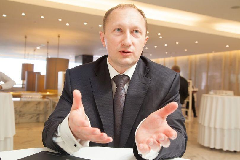 Евгений Богданов - руководитель департамента экономического развития и торговли Новгородской области