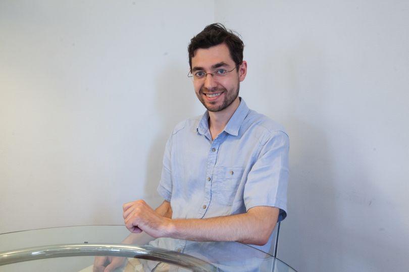 Олег Манов - руководитель архитектурной мастерской FUTURA Architects