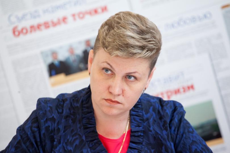 Анна Леонова: Главная задача – разъяснить нормы закона строителям