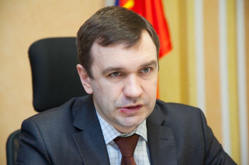 Андрей Бондарчук - председатель Комитета по энергетике и инженерному обеспечению Санкт-Петербурга