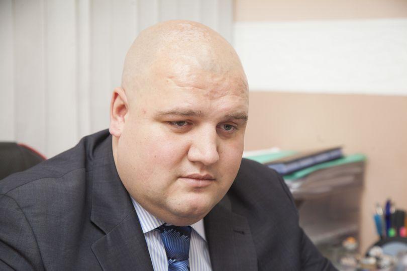 Виталий Никифоровский - генеральный директор компании Springald