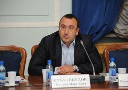 Валерий Субханкулов: