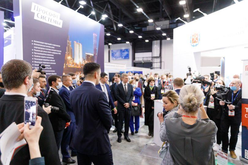 21-23 апреля 2021 года в «Экспофоруме» прошел IX Российский международный энергетический форум – одно из ключевых деловых событий в сфере ТЭК. В этом году РМЭФ привлек более 900 делегатов, мероприятие