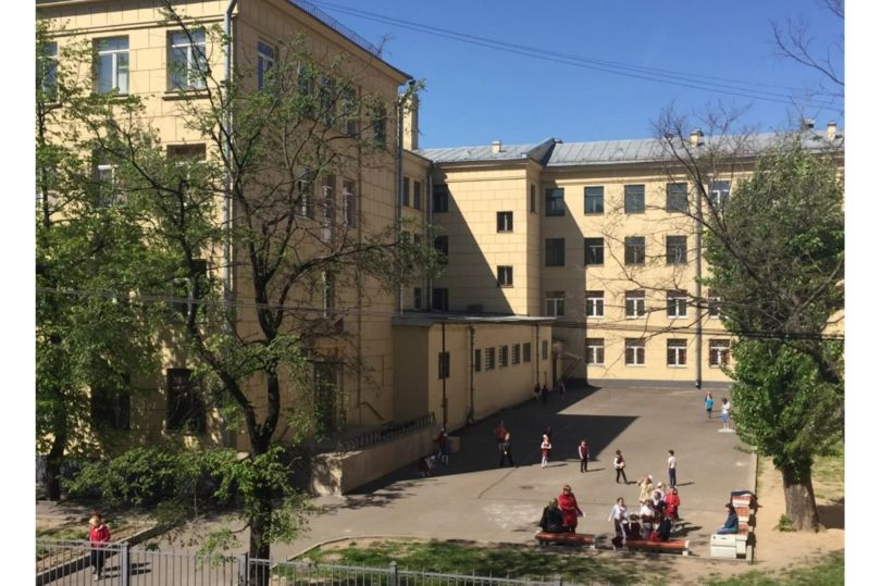 Школа № 169