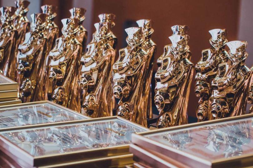 Награды конкурса «Золотой Трезини»