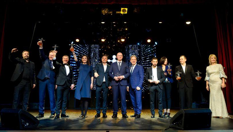 Церемония награждения победителей ежегодного независимого конкурса «Доверие потребителя» рынка недвижимости Санкт-Петербурга и Ленинградской области