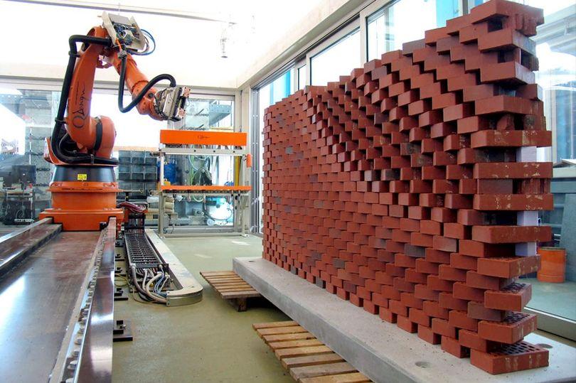 Инновационные строительные материалы