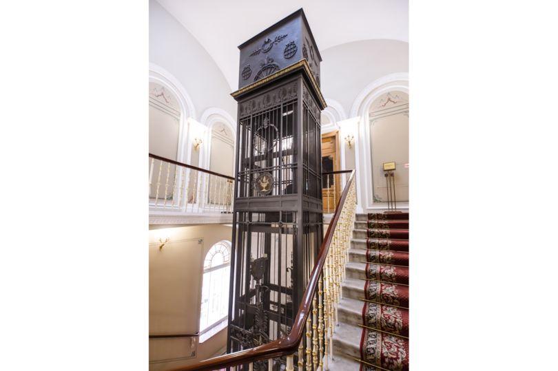 Лифт Петербурга