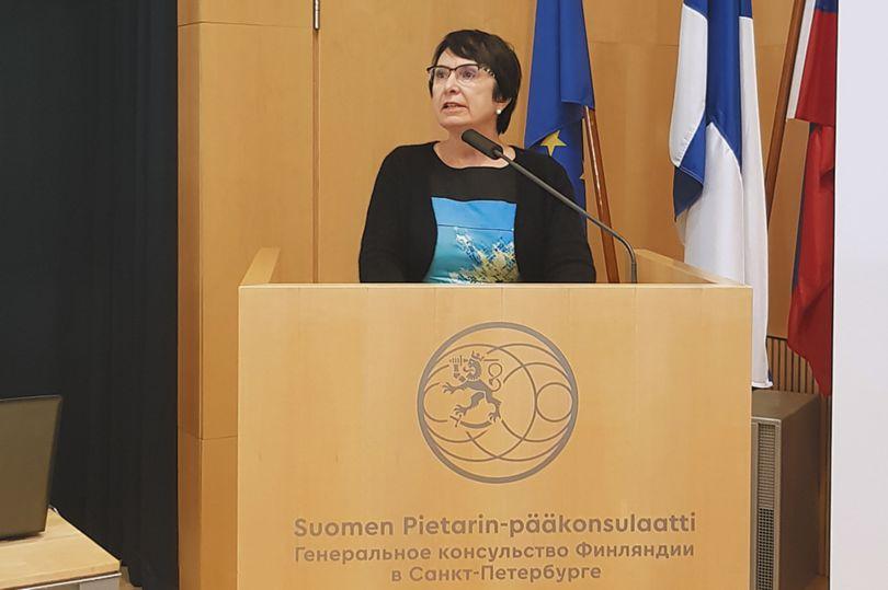Финское консульство